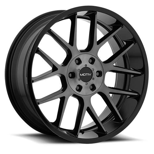 Motiv Luxury Wheels 422 Midnight