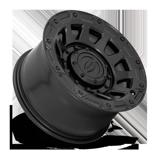 Fuel 1-Piece Wheels Tracker - D729