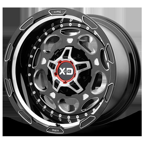 XD Series by KMC XD837 Demodog