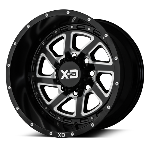 XD Series by KMC XD833 Recoil