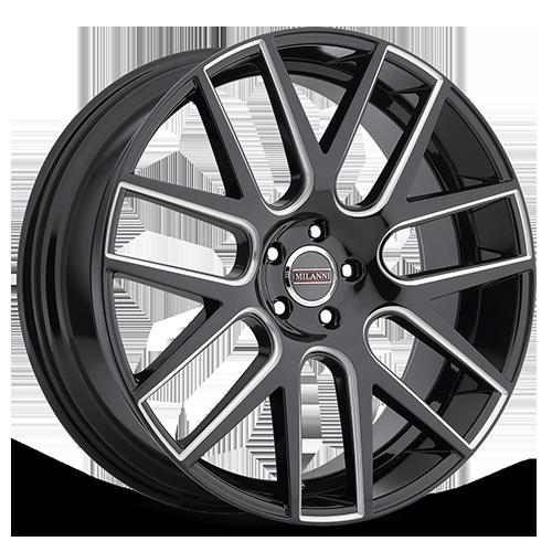 Milanni Wheels 9022 Virtue