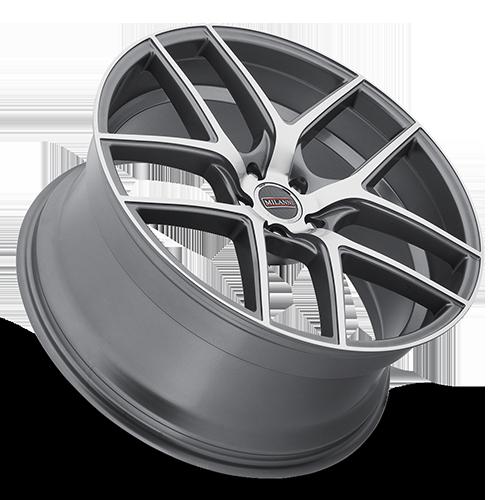 Milanni Wheels 9052 Tycoon