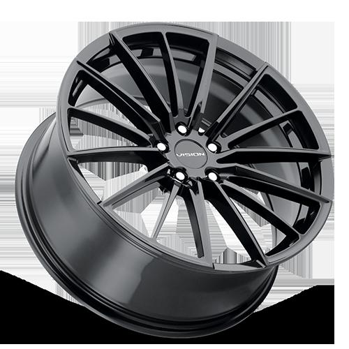 Vision Wheel 473 Axis