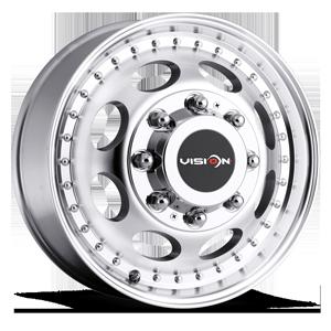 Vision HD Truck/Trailer 181 Hauler Duallie