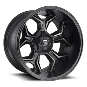Fuel 1-Piece Wheels Avenger - D605
