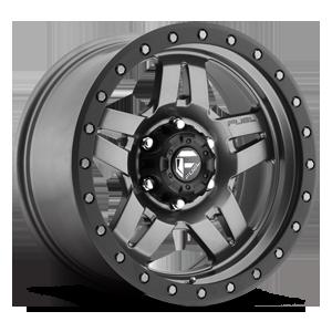 Fuel 1-Piece Wheels Anza - D558