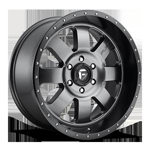 Fuel 1-Piece Wheels Baja - D628