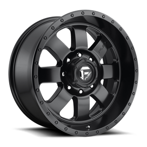 Fuel 1-Piece Wheels Baja - D626