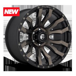 Fuel 1-Piece Wheels Blitz - D674
