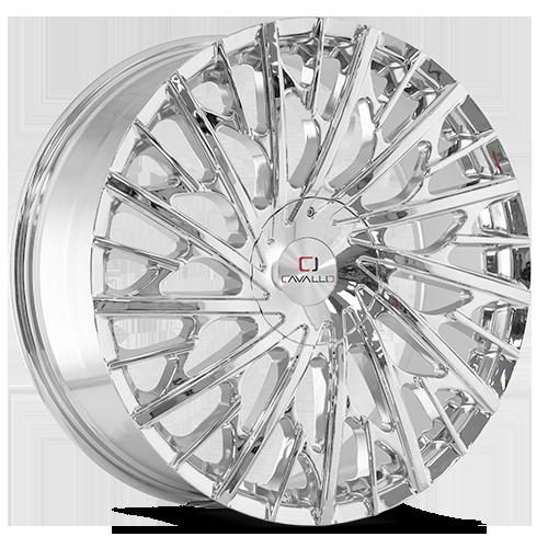 Cavallo Wheels CLV-30