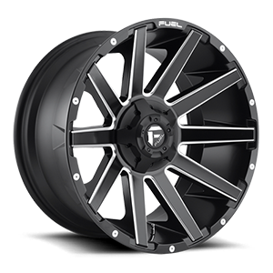 Fuel 1-Piece Wheels Contra - D616