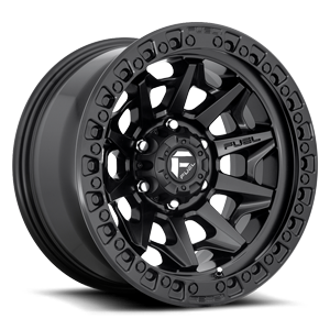 Fuel 1-Piece Wheels Covert - D694