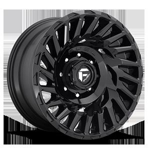Fuel 1-Piece Wheels Cyclone - D682