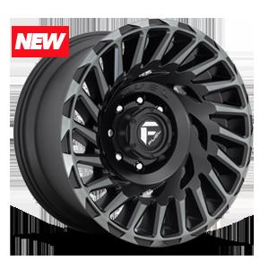 Fuel 1-Piece Wheels Cyclone - D683