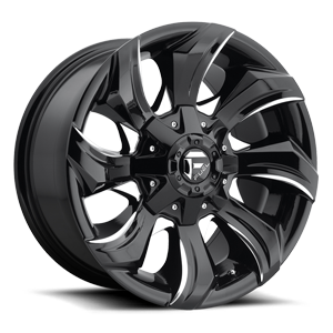 Fuel 1-Piece Wheels Stryker - D571