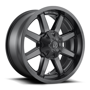 Fuel 1-Piece Wheels Maverick - D436