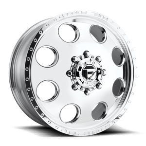 Fuel Dually Wheels FF31D - 8 Lug Front