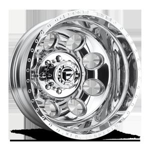 Fuel Dually Wheels FF31D - 8 Lug Rear