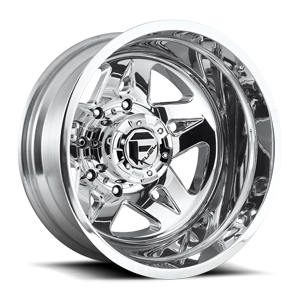 Fuel Dually Wheels FF21D - Rear