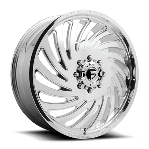 Fuel Dually Wheels FF28D - Front