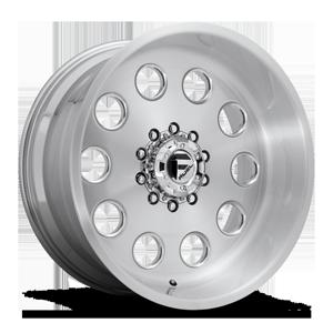 Fuel Dually Wheels FF31D - 10 Lug Super Single Front