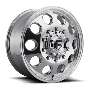 Fuel Dually Wheels FF31D - 10 Lug Front