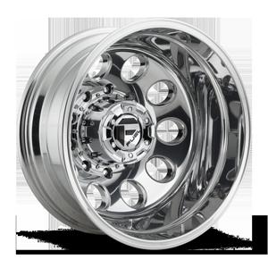 Fuel Dually Wheels FF31D - 10 Lug Rear