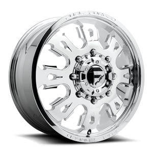 Fuel Dually Wheels FF38D Front