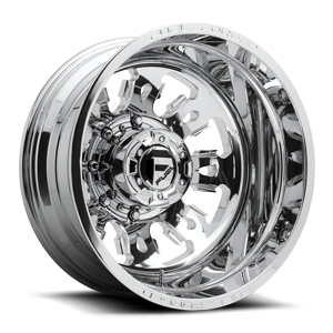 Fuel Dually Wheels FF38D Rear