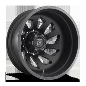 Fuel Dually Wheels FF39D - 10 Lug Rear