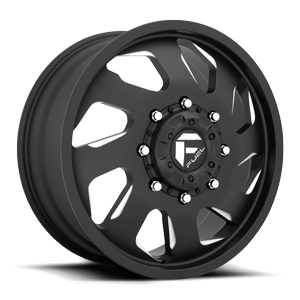 Fuel Dually Wheels FF39D - 8 Lug Front