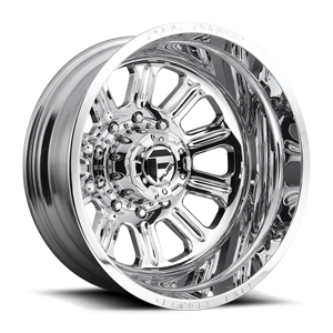 Fuel Dually Wheels FF60D - Rear