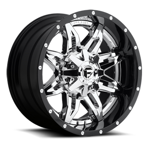Fuel 2-Piece Wheels Lethal - D266