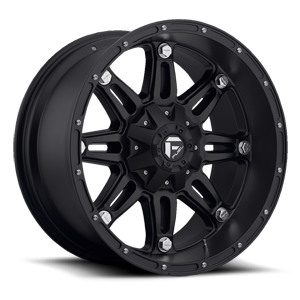 Fuel 1-Piece Wheels Hostage - D531