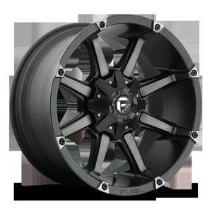 Fuel 1-Piece Wheels Coupler - D556
