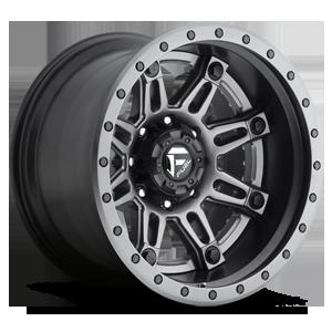 Fuel 2-Piece Wheels Hostage II - D232