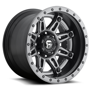 Fuel 2-Piece Wheels Hostage II - D232