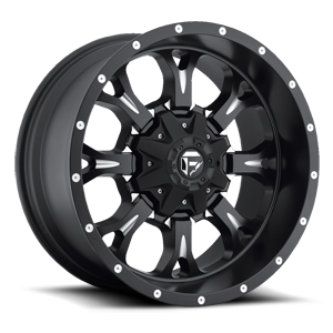 Fuel 1-Piece Wheels Krank - D517