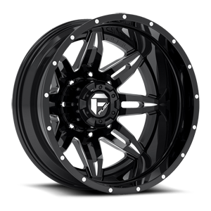 Fuel Dually Wheels Lethal Dually Rear - D267