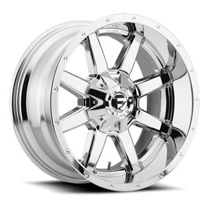Fuel 1-Piece Wheels Maverick - D536