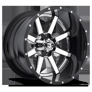Fuel 2-Piece Wheels Maverick - D260