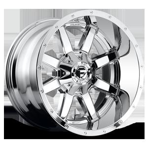 Fuel Deep Lip Wheels Maverick - D536