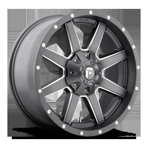 Fuel 1-Piece Wheels Maverick - D542