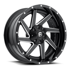 Fuel 2-Piece Wheels Renegade - D265