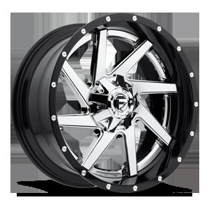 Fuel 2-Piece Wheels Renegade - D263