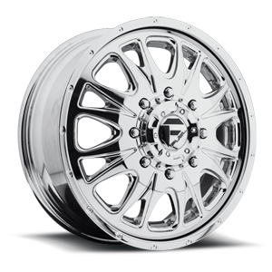 Fuel Dually Wheels Throttle Dually Front - D212