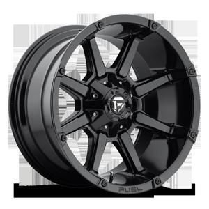 Fuel 1-Piece Wheels Coupler - D575
