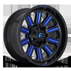 Fuel 1-Piece Wheels Hardline - D646