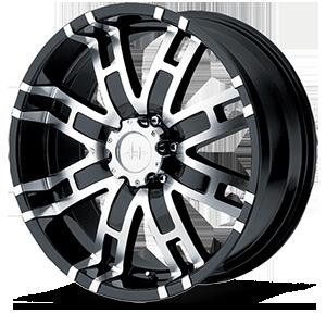 Helo Wheels HE835