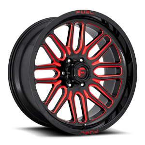 Fuel 1-Piece Wheels Ignite - D663